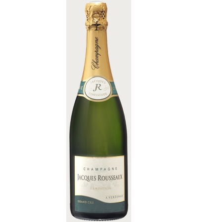 "Champagne Brut Grand Cru ""Tradition"" - Jacques Rousseaux"
