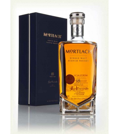 Mortlach 18 Years Old - Single Malt Scotch Whisky