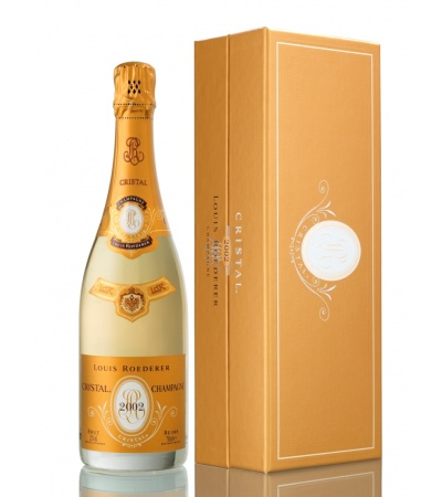 Champagne Cristal 2002 - Louis Roederer (cofanetto)
