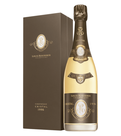 Champagne Cristal Vinotheque 1996 - Louis Roederer (cofanetto)