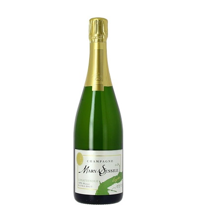"""Champagne Extra Brut """"L'Inattendue"""" - Mary-Sessile"""